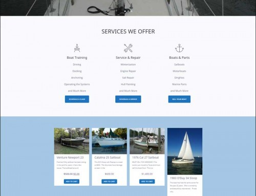 Fifty-Fifty Yacht Services Inc.